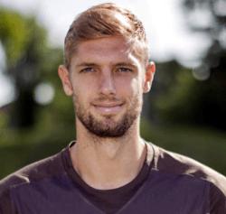 Portraitfoto Lasse Sobiech, Profifußballer beim FC St. Pauli