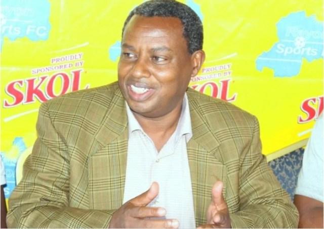 Charles Ngarambe