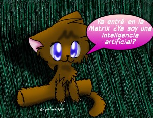 Inteligencia artificial felina
