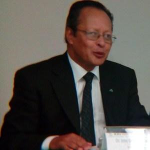 Doctor José Octavio Nateras Domínguez, Rector de la Universidad Autónoma Metropolitana Unidad Iztapalapa