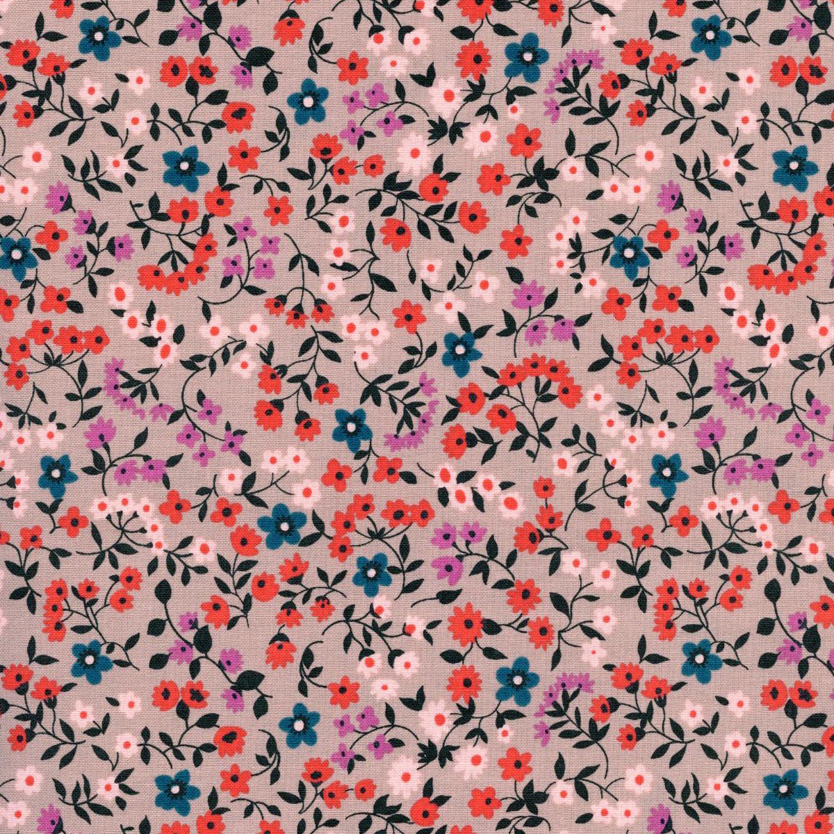 3023-2.Kim.Lucky.Strikes.Clothesline.Floral.Red