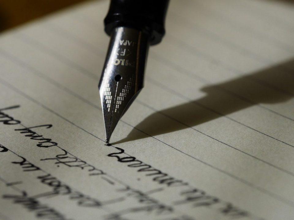 Voor je met creatief dagboekschrijven begint