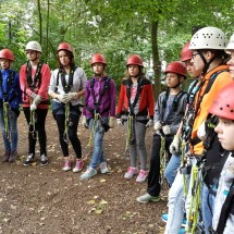 Klettern in Hamm - Sommer 2016 (3)