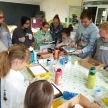 Pouring und Farbexperimente (17)