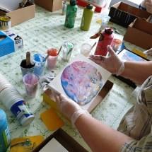 Pouring und Farbexperimente (19)