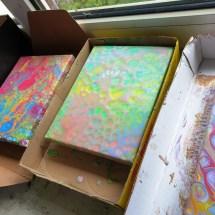 Pouring und Farbexperimente (23)