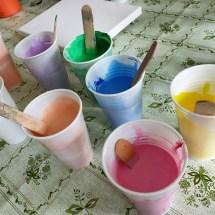 Pouring und Farbexperimente (7)