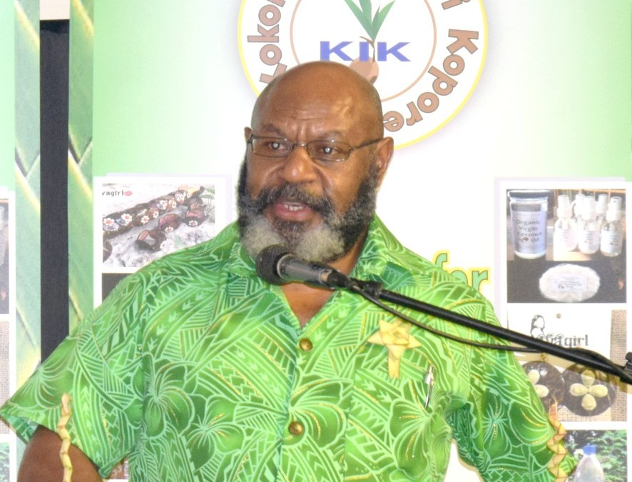 Coconut Industry In PNG Economy