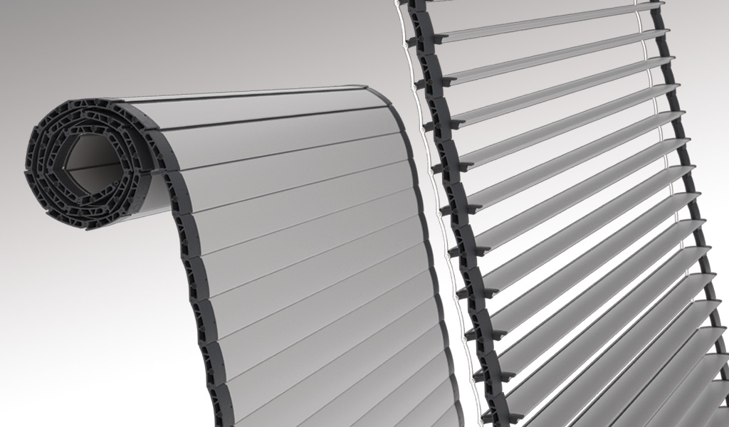 Gli avvolgibili in alluminio sono soluzioni che offrono la massima resistenza all'effrazione pur garantendo la gradevole estetica classica conferita dalle tapparelle in legno, pvc o alluminio. Alika La Tapparella A Lamelle Orientabili Kikau