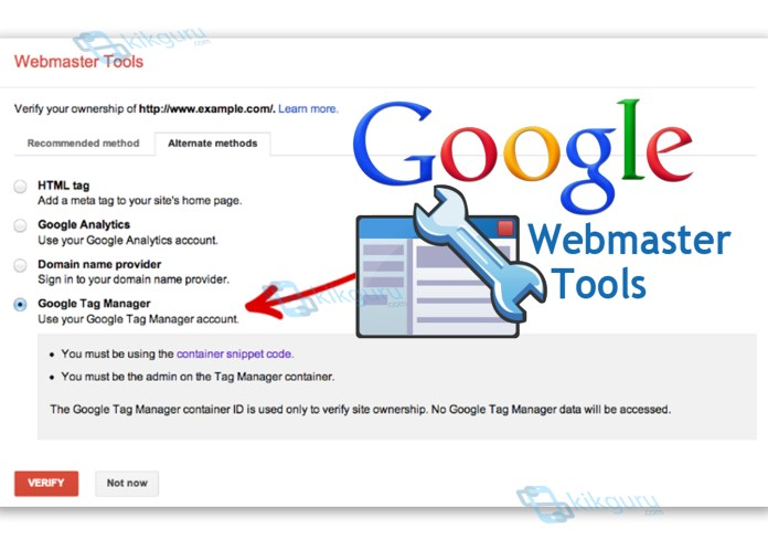 Google Webmaster Tools - Set -Up & Verify your WordPress Site with Web Master Tools   Google Search Console