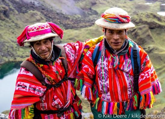 Andean Guides, Peru