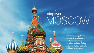Stopover Moscow