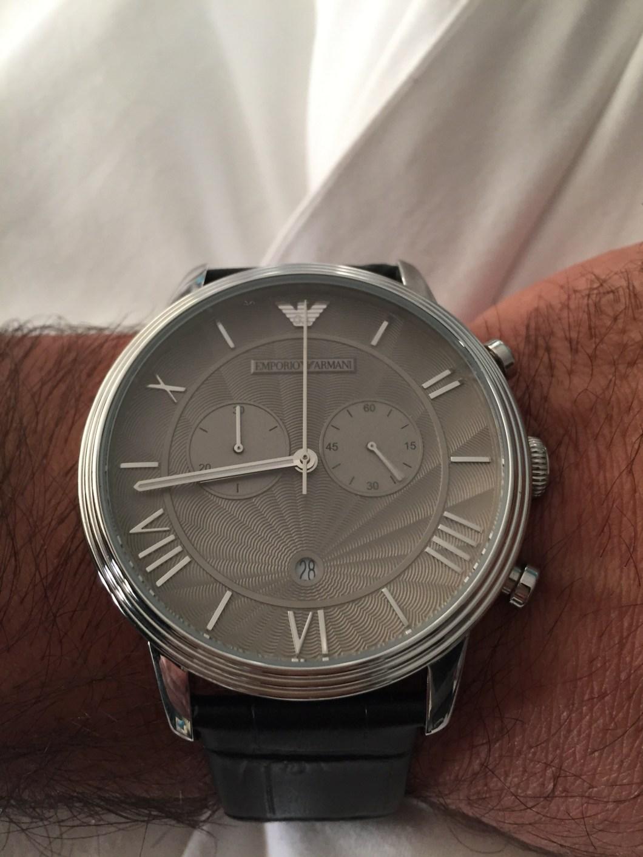 Horloge Armani