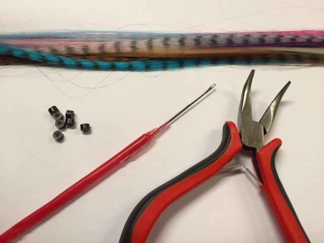 inzet kit feather extensions
