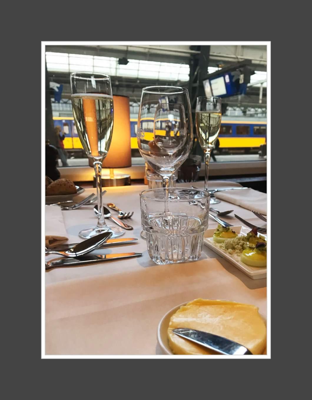 dinner train