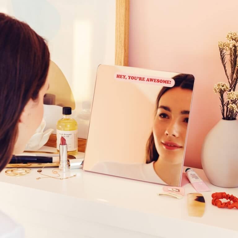 pratende spiegel