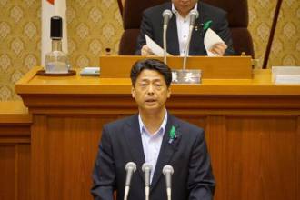 愛媛県議会 一般質問に登壇しました‼️