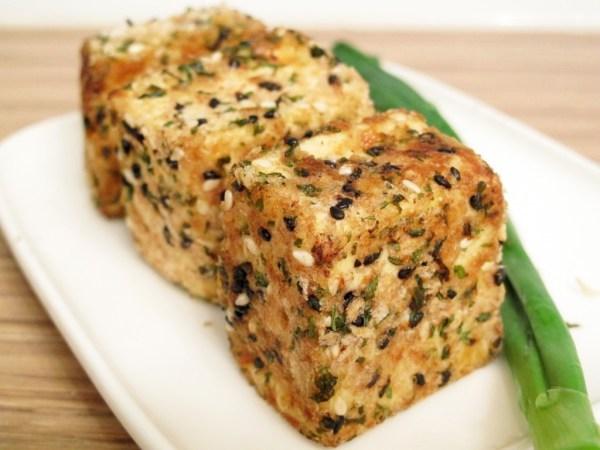 Crispy-fried-tofu Kiku Corner