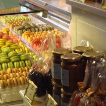 New York City Eats: Laduree, Kiku Corner 101