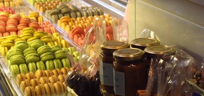 New York City Eats: Laduree, Kiku Corner 101