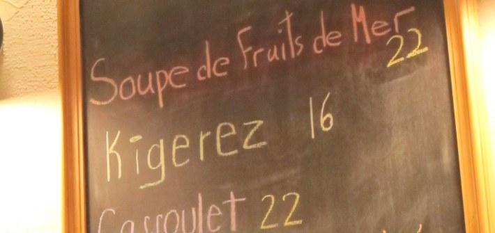 Quebec City Eats: Le Billig, Kiku Corner
