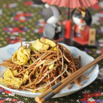 Japanese Canadian Chow Mein