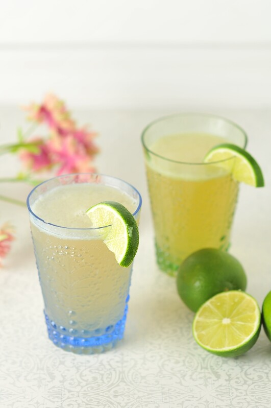 Happy Hour: Tequila Lime Gingerale