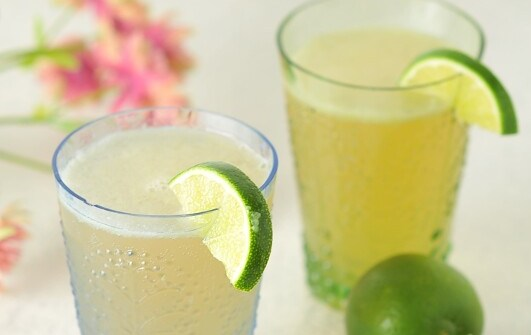 Tequila Lime Gingerale