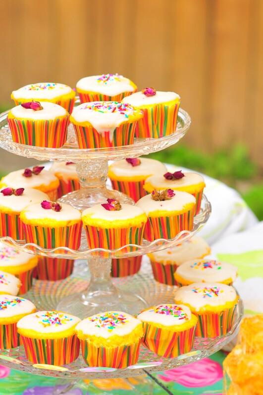 Fabulous Croquembouche Birthday Cake Kiku Corner Funny Birthday Cards Online Drosicarndamsfinfo