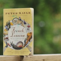 The Year in Books: September with French Lessons by Peter Mayle