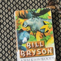 The Year in Books: October with A Walk in the Woods by Bill Bryson