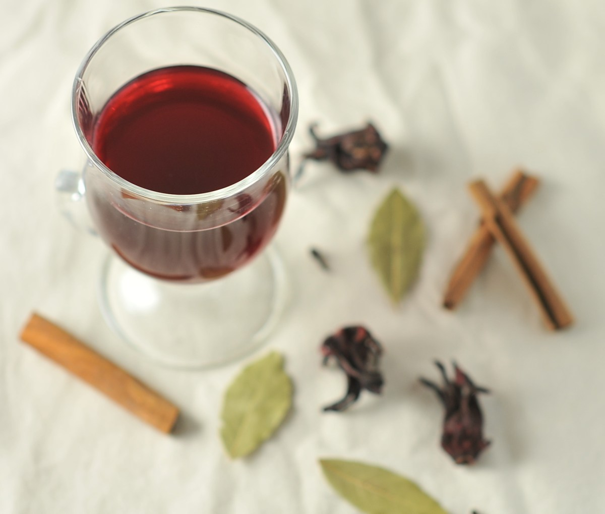 Happy Hour: Trinidadian Sorrel Drink