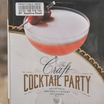 The Craft Cocktail Party by Julie Reimer
