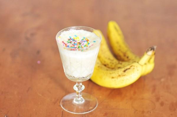 Vanilla Banana Smoothie, Kiku Corner 6