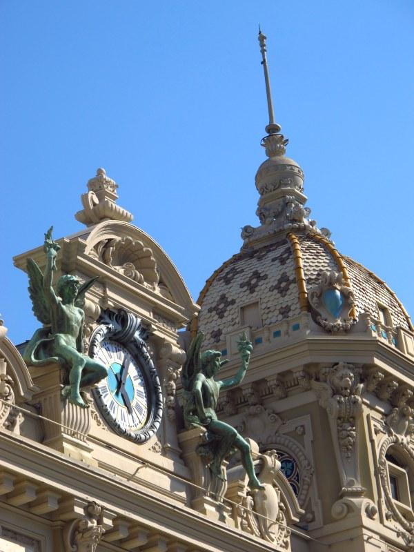 Lunchtime in Monte Carlo, Monaco