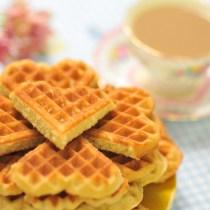 Oma's Dessert Waffles