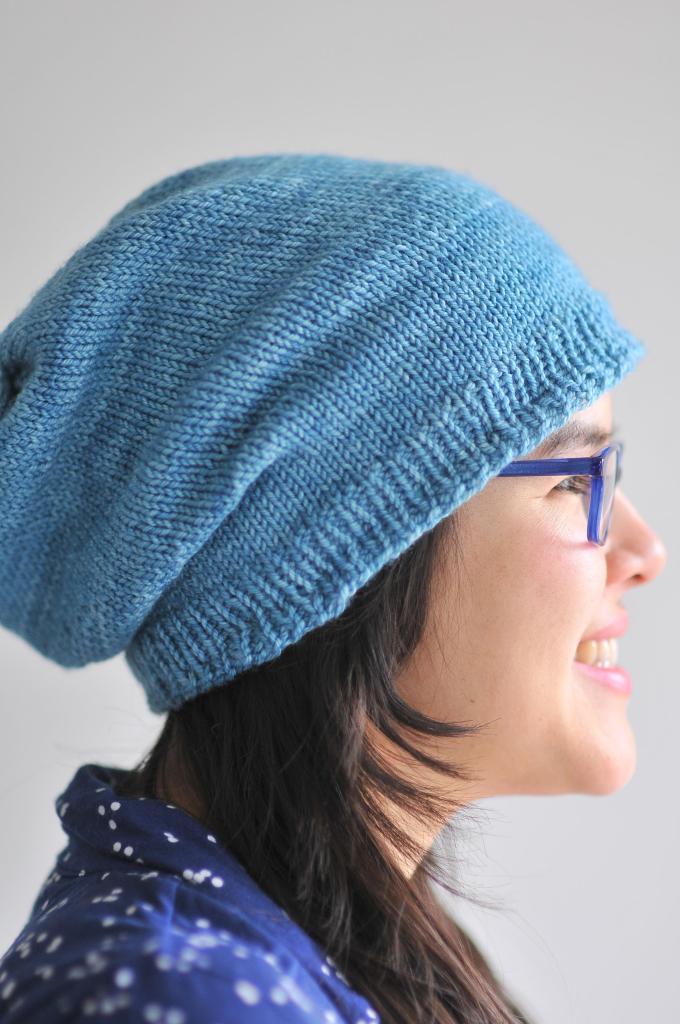 DIY: Knit Vancouver Toque and Free Pattern   Kiku Corner