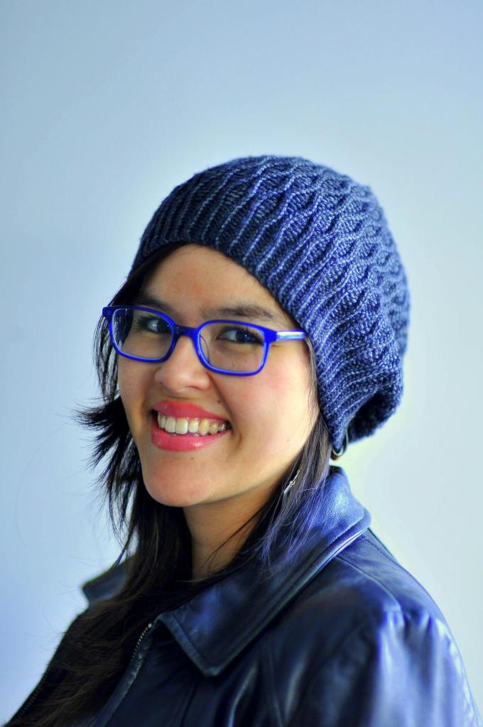 Crochet Berlin Hat by Kiku Corner