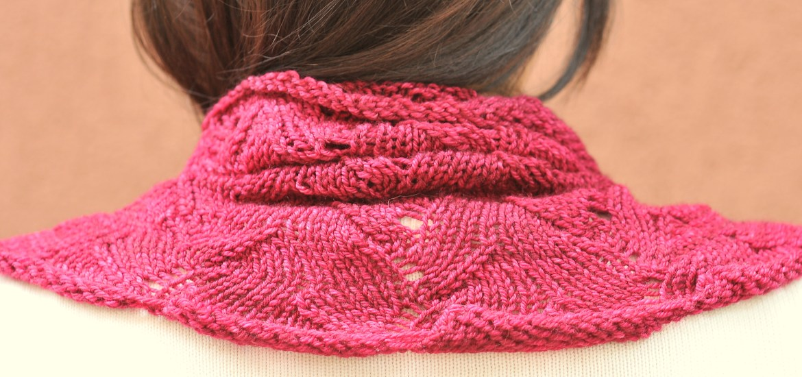 Diy Knit Consilience Cowl By Hunter Hammersen And Free Pattern