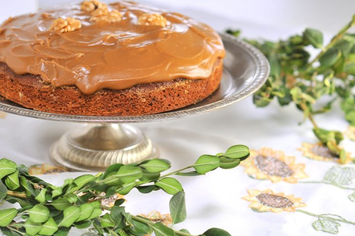 Quick and Easy Caramel Icing