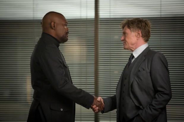 Fury és Pierce