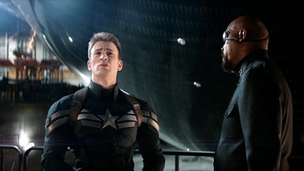 Steve és Fury