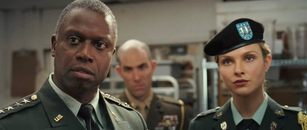 Andre Braugher Hager