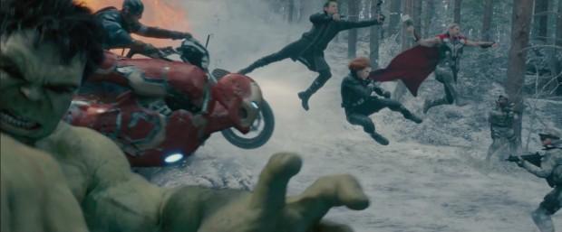 Avengers Jump