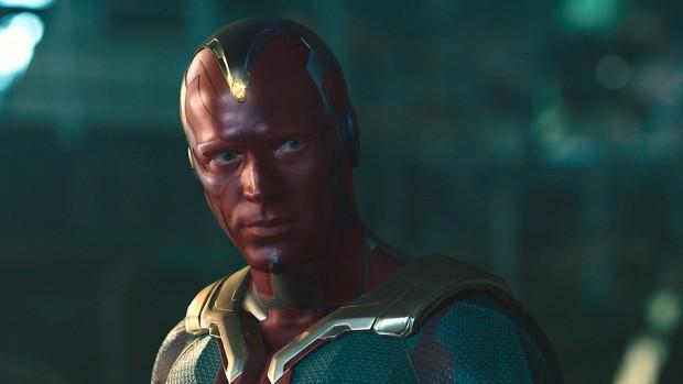 Marvel's Avengers: Age Of Ultron Vison (Paul Bettany) Ph: Film Frame ©Marvel 2015