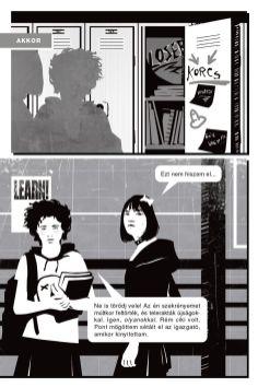 Ghyczy Csongor: Azért tettem (Comicsmania Kiadó)