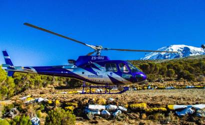 Helicopter Service – Tanzania