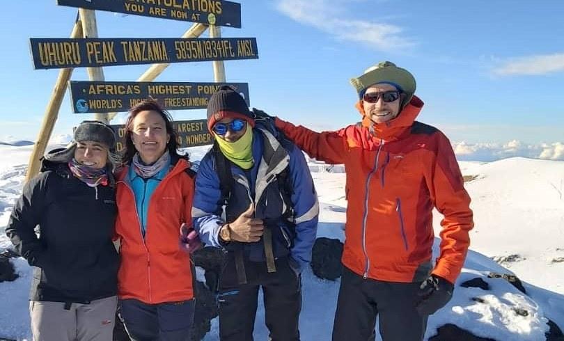 Kilimanjaro trekking base