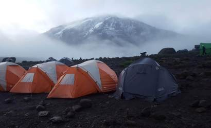 Kilimanjaro hiking adventure