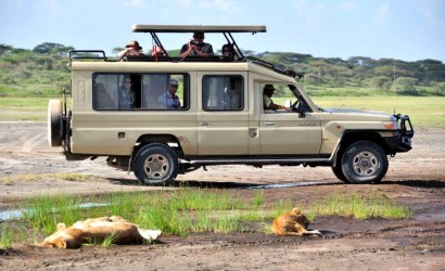 Photographic Game drive safaris